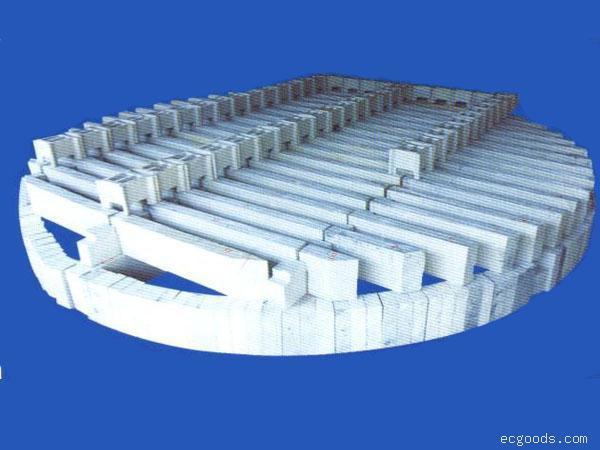 支承结构-瓷条梁与格栅